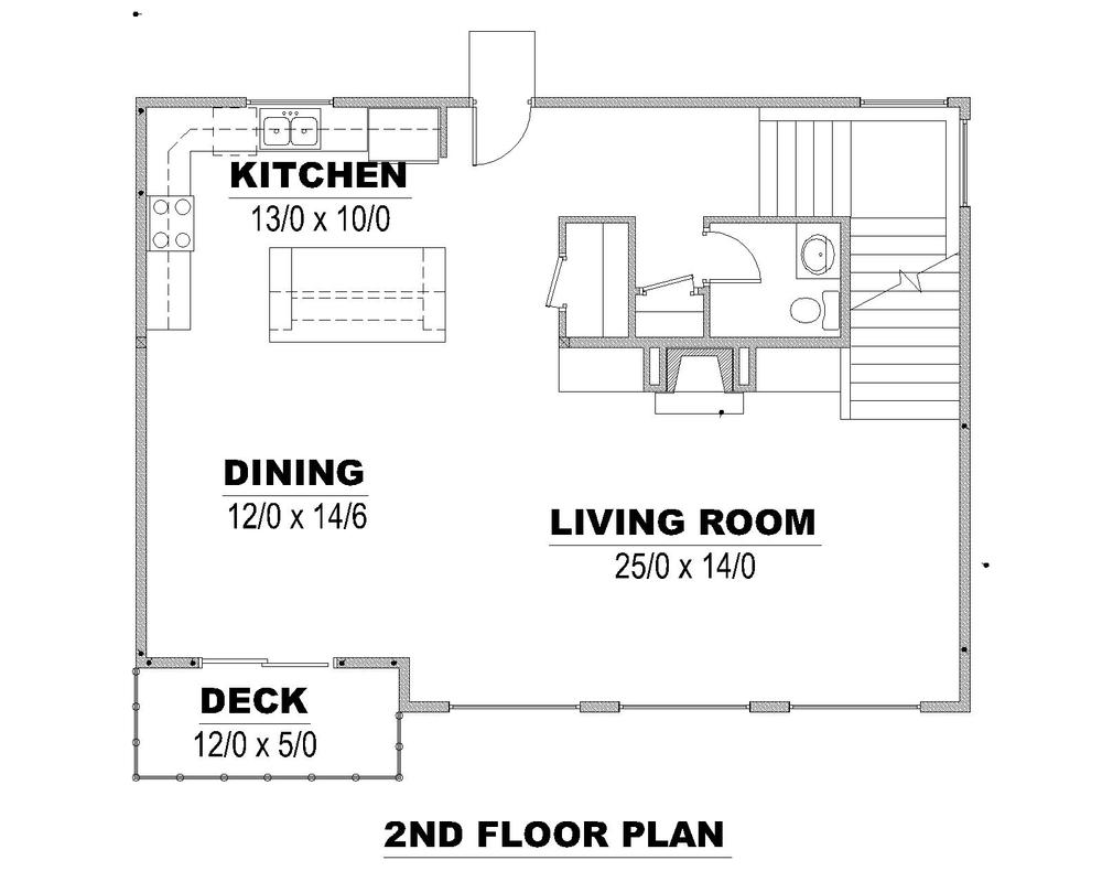 Unit Second Floor