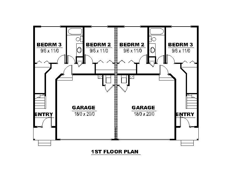 Duplex First Floor