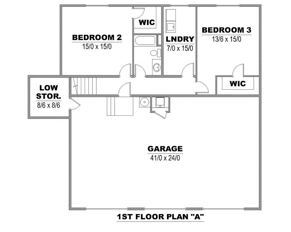 First Floor A