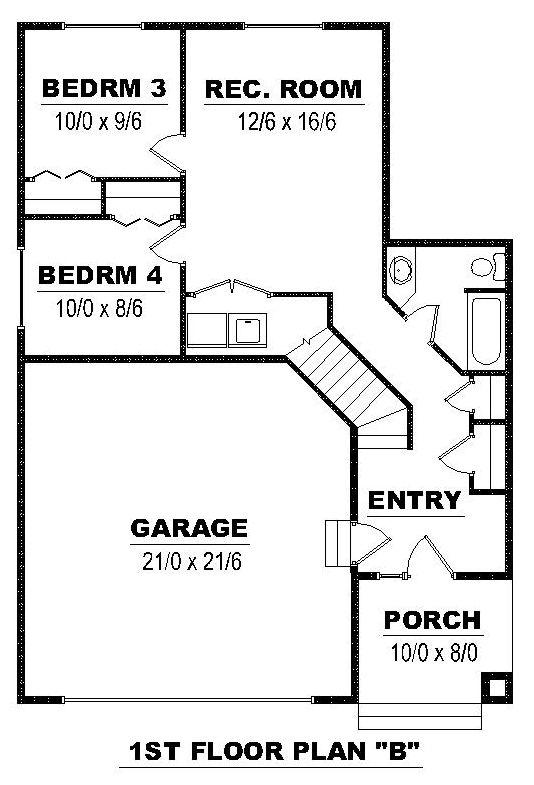 First Floor B