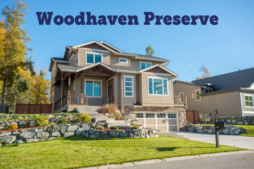 Woodhaven Preserve In Anchorage Ak By Spinell Homes