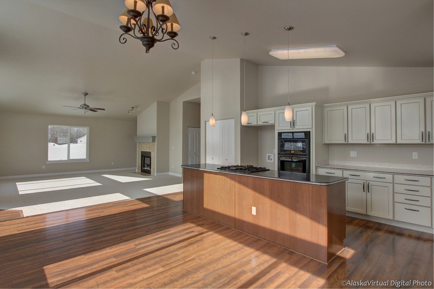 Kitchen featured in the Fairfield 1884 By Spinell Homes in Anchorage, AK