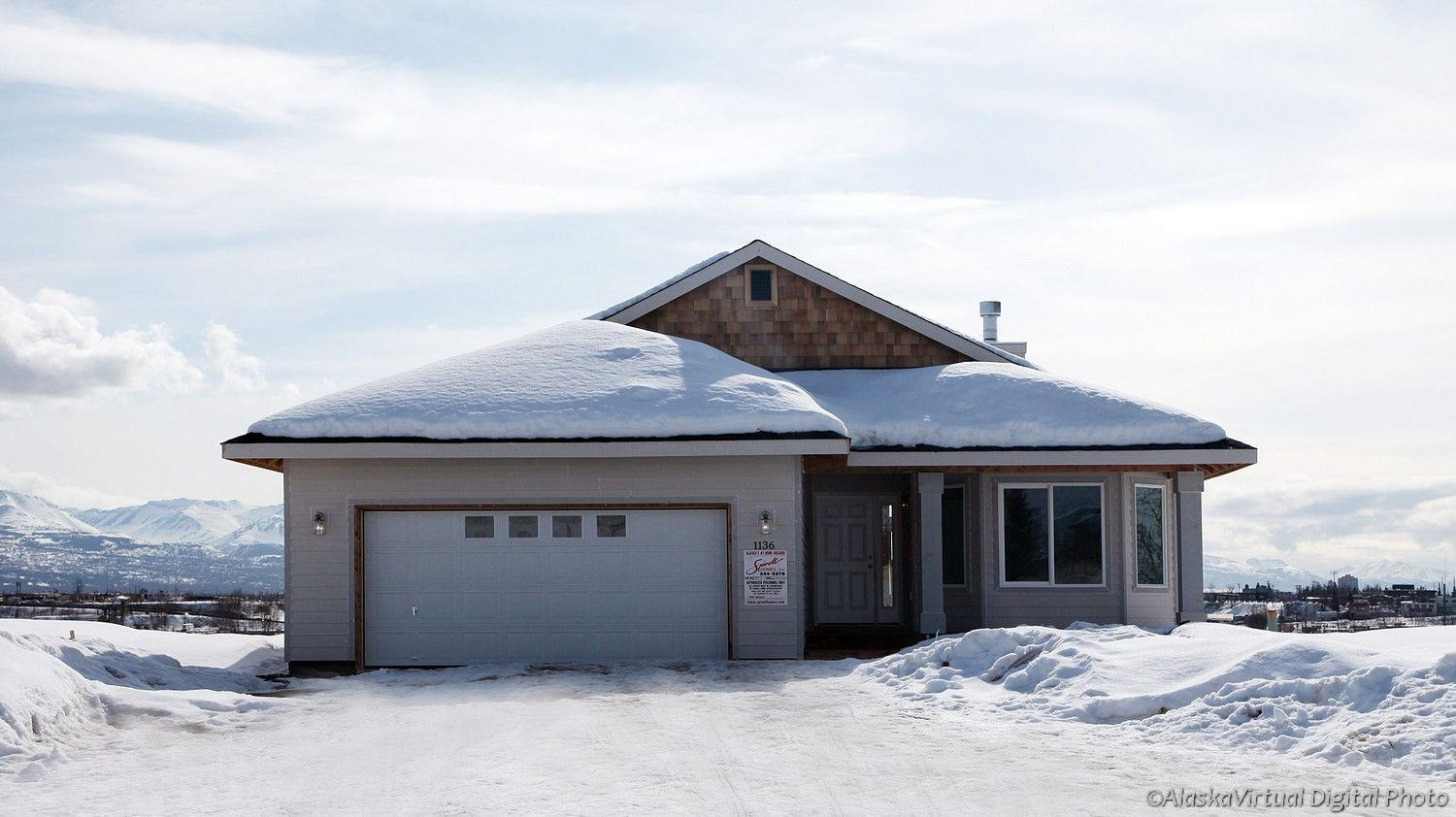 Exterior featured in the Fairfield 1884 By Spinell Homes in Anchorage, AK