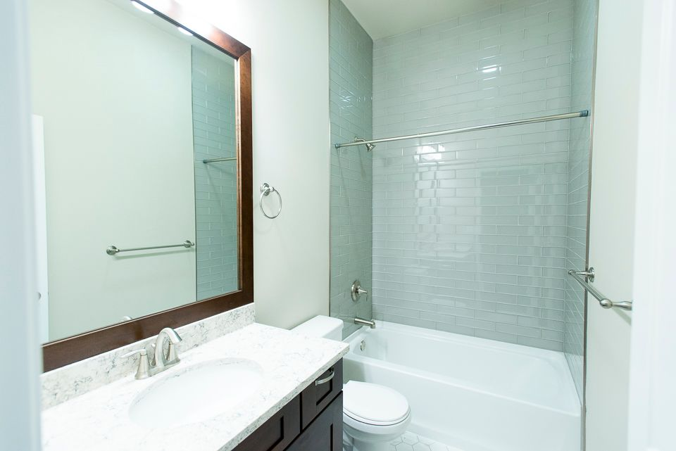 Bathroom featured in the Sagebrush 1834 By Spinell Homes in Anchorage, AK