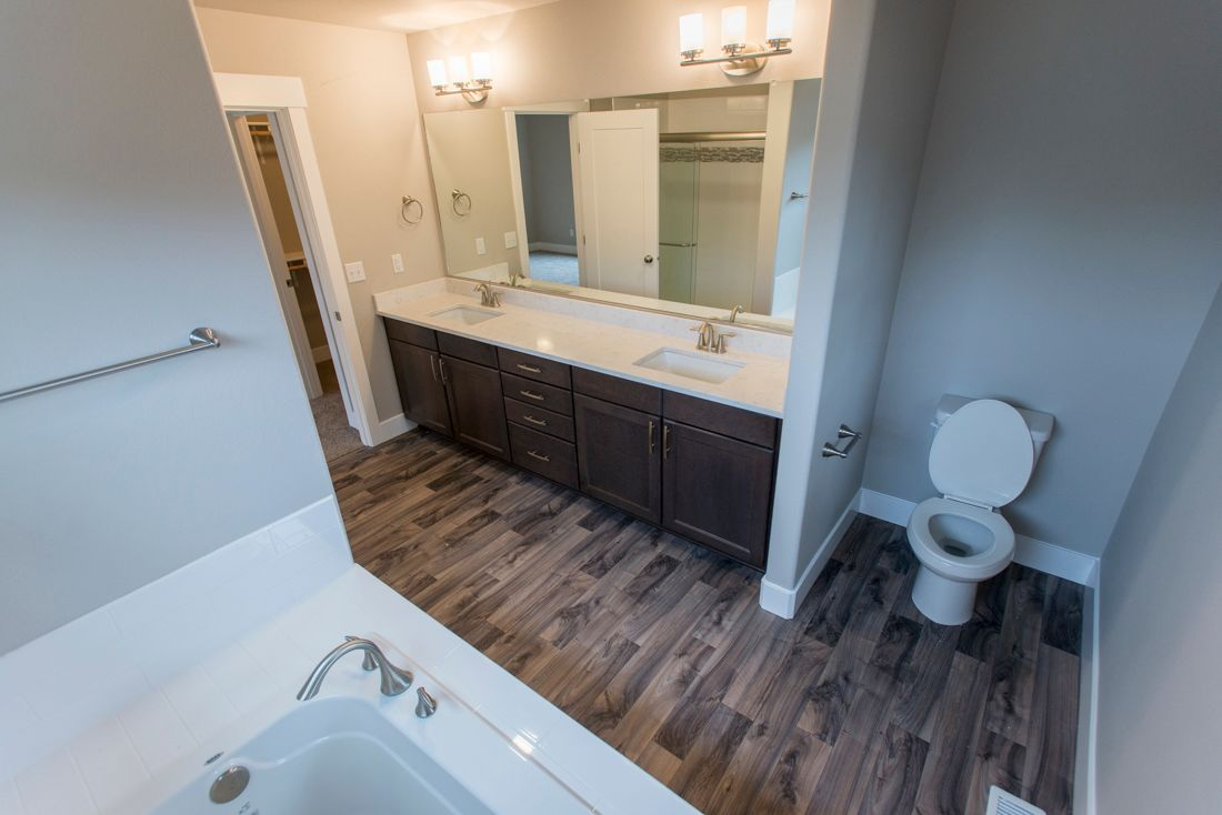 Bathroom featured in the St Elias 2335 By Spinell Homes in Anchorage, AK
