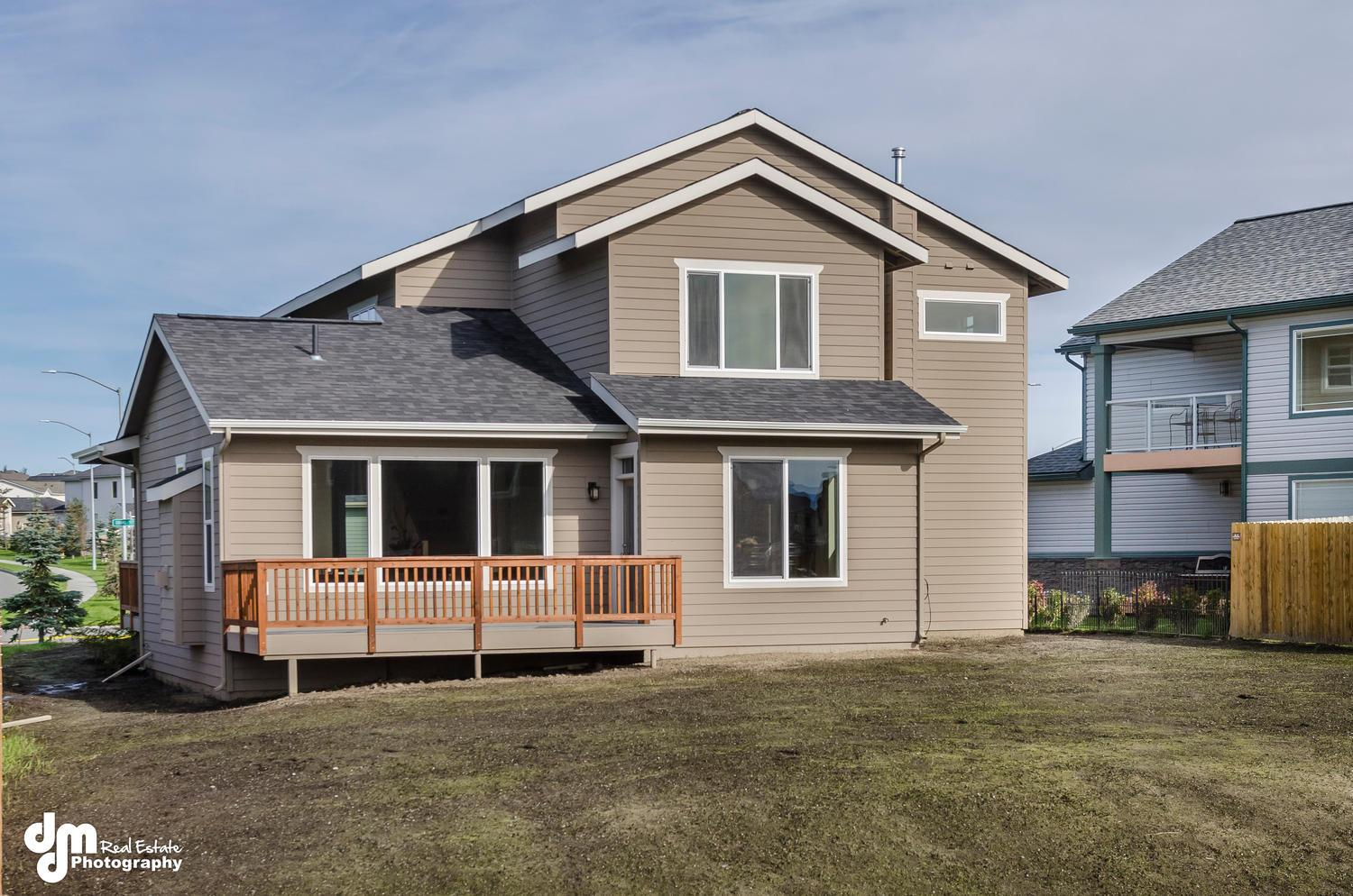 Exterior featured in the St Elias 2335 By Spinell Homes in Anchorage, AK