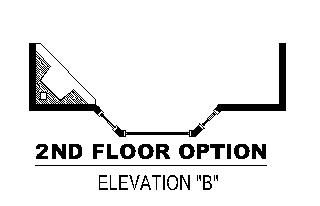 Second Floor Option