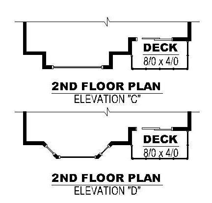 2nd Floor Variations