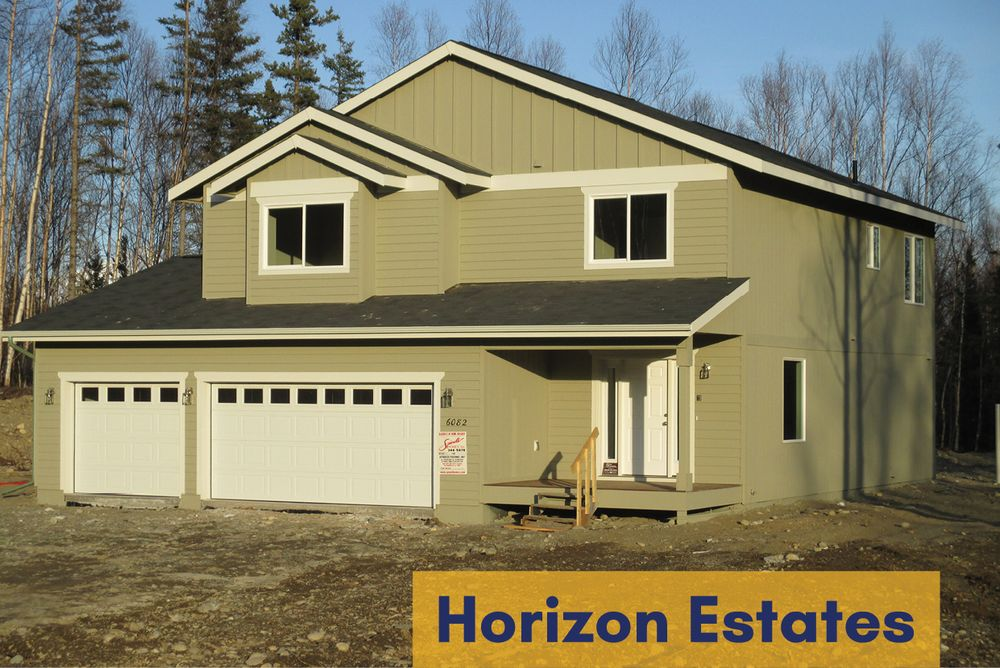 Horizon estates in wasilla ak by spinell homes for Home builders in wasilla ak