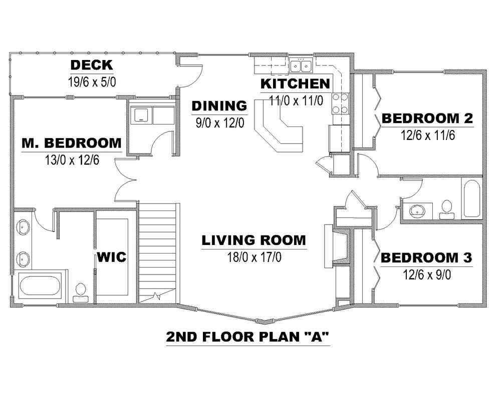 2nd Floor A
