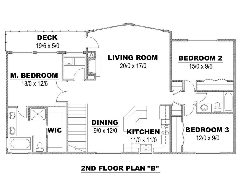 2nd Floor B