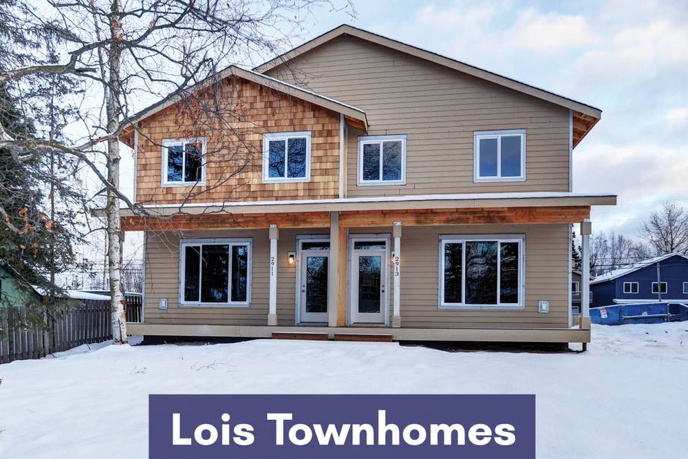 Clothesline Anchorage Adorable Lois Townhomes In Anchorage AK By Spinell Homes