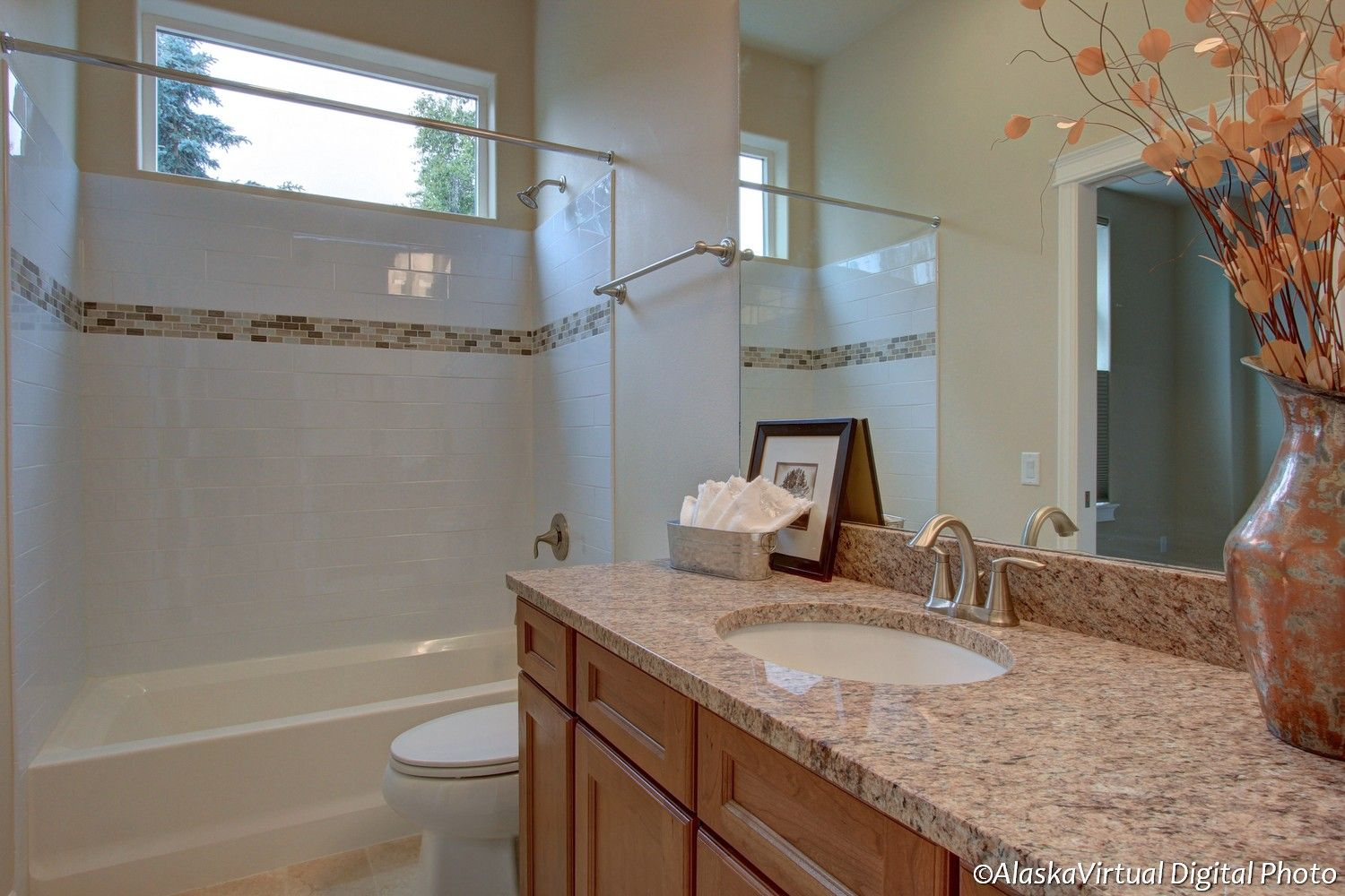 Bathroom featured in the Blueberry 2868 By Spinell Homes in Anchorage, AK