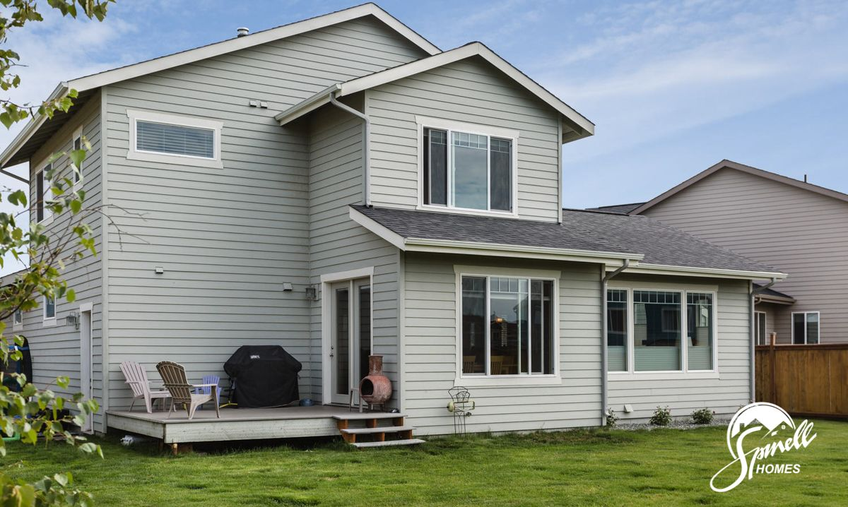 Exterior featured in the St Elias 2037 - Premier By Spinell Homes in Anchorage, AK