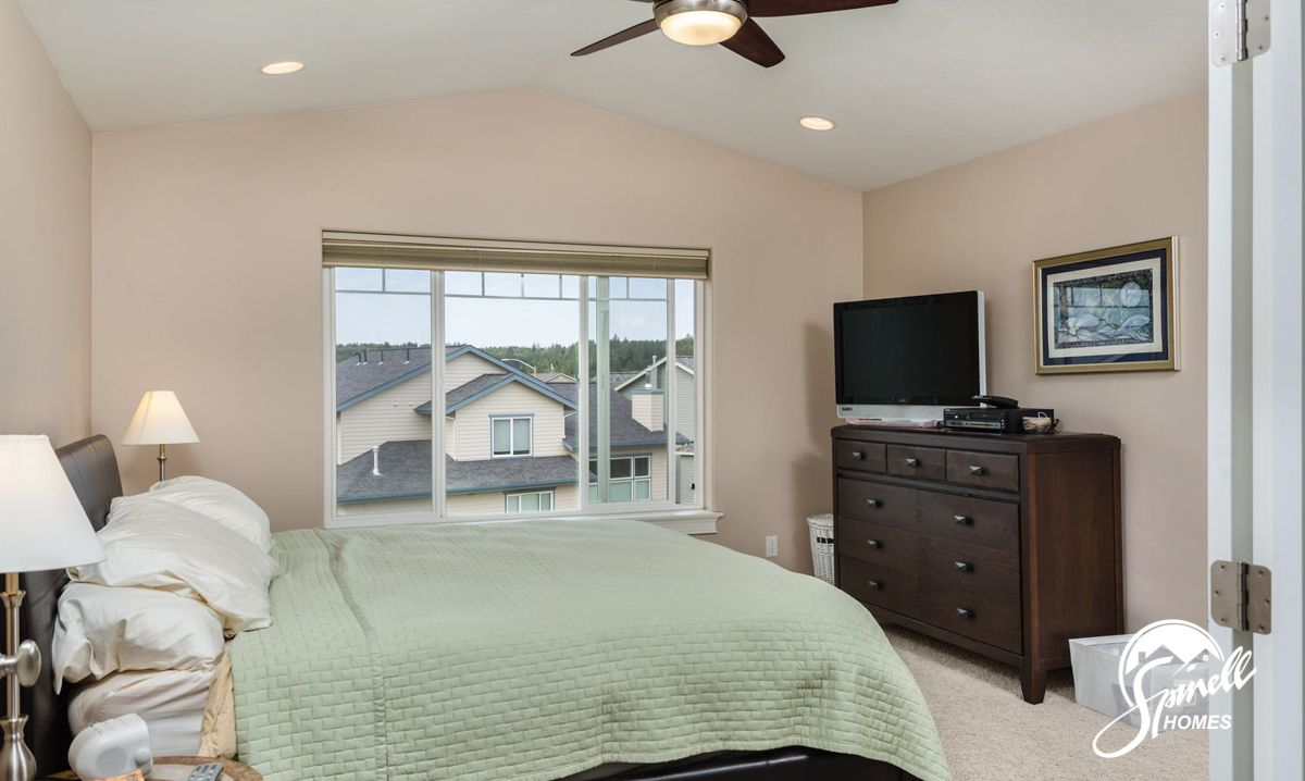 Bedroom featured in the St Elias 2037 - Premier By Spinell Homes in Anchorage, AK