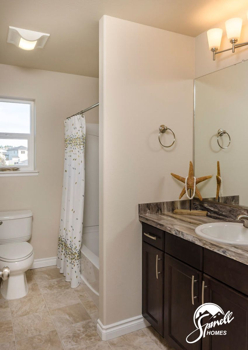 Bathroom featured in the St Elias 2037 - Premier By Spinell Homes in Anchorage, AK