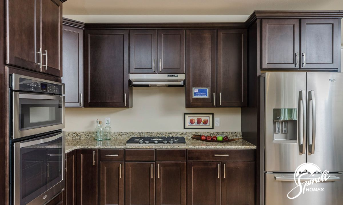 Kitchen featured in the St Elias 2037 - Premier By Spinell Homes in Anchorage, AK