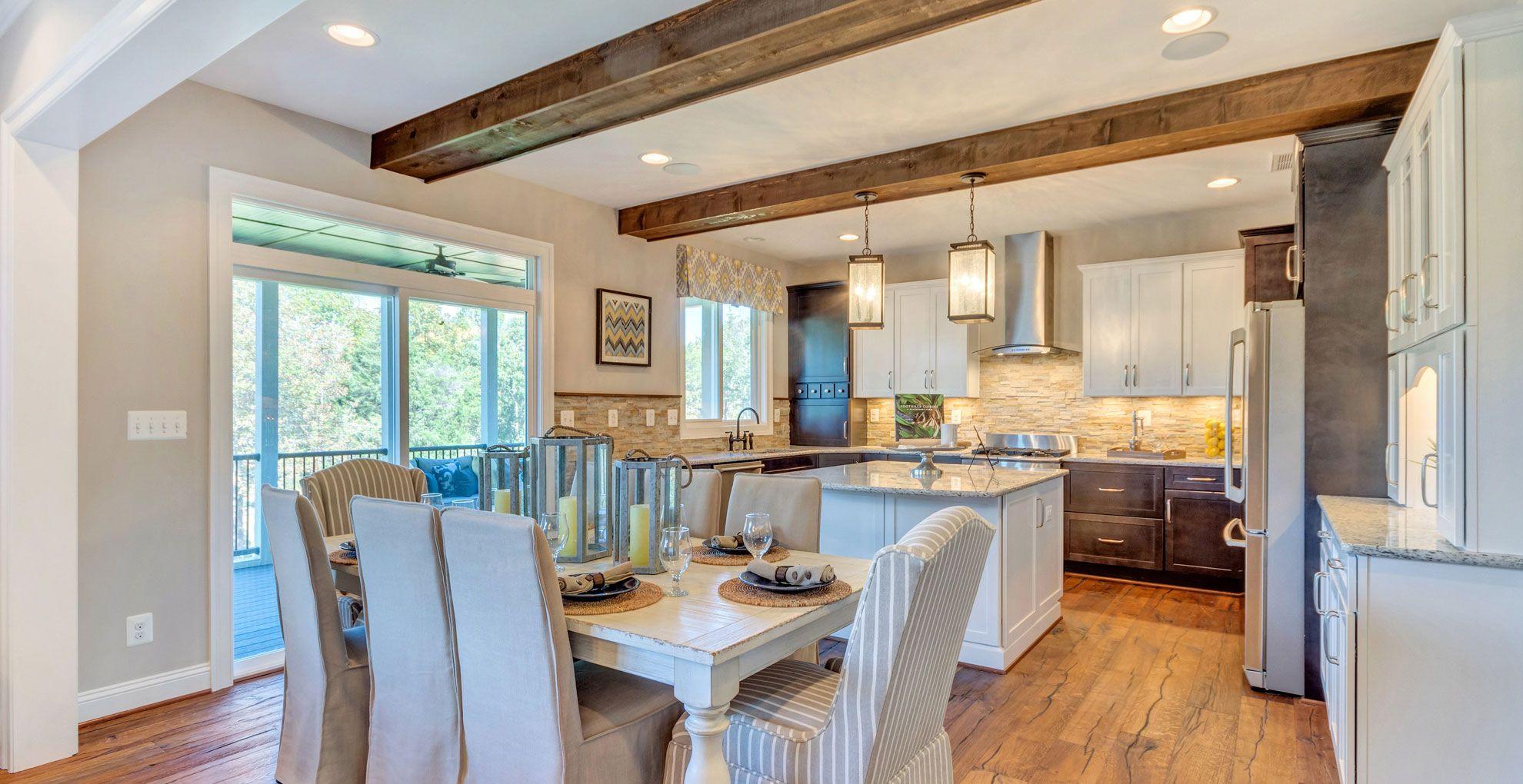 Kitchen-in-Travis-at-Old Trail-in-Crozet