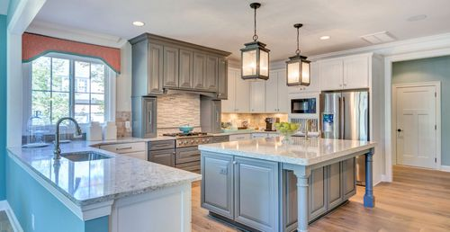 Kitchen-in-Morgan-at-Westlake at Foothill Crossing-in-Crozet