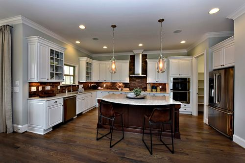 Kitchen-in-Madeline-at-Renaissance At Regency-in-Cary