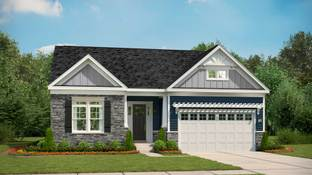 Buchanan II - Woodhall: Apex, North Carolina - Stanley Martin Homes