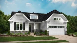 Austin II - Woodhall: Apex, North Carolina - Stanley Martin Homes