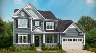 Watson II - Woodhall: Apex, North Carolina - Stanley Martin Homes
