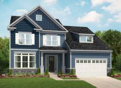 Shelby II - Woodhall: Apex, North Carolina - Stanley Martin Homes