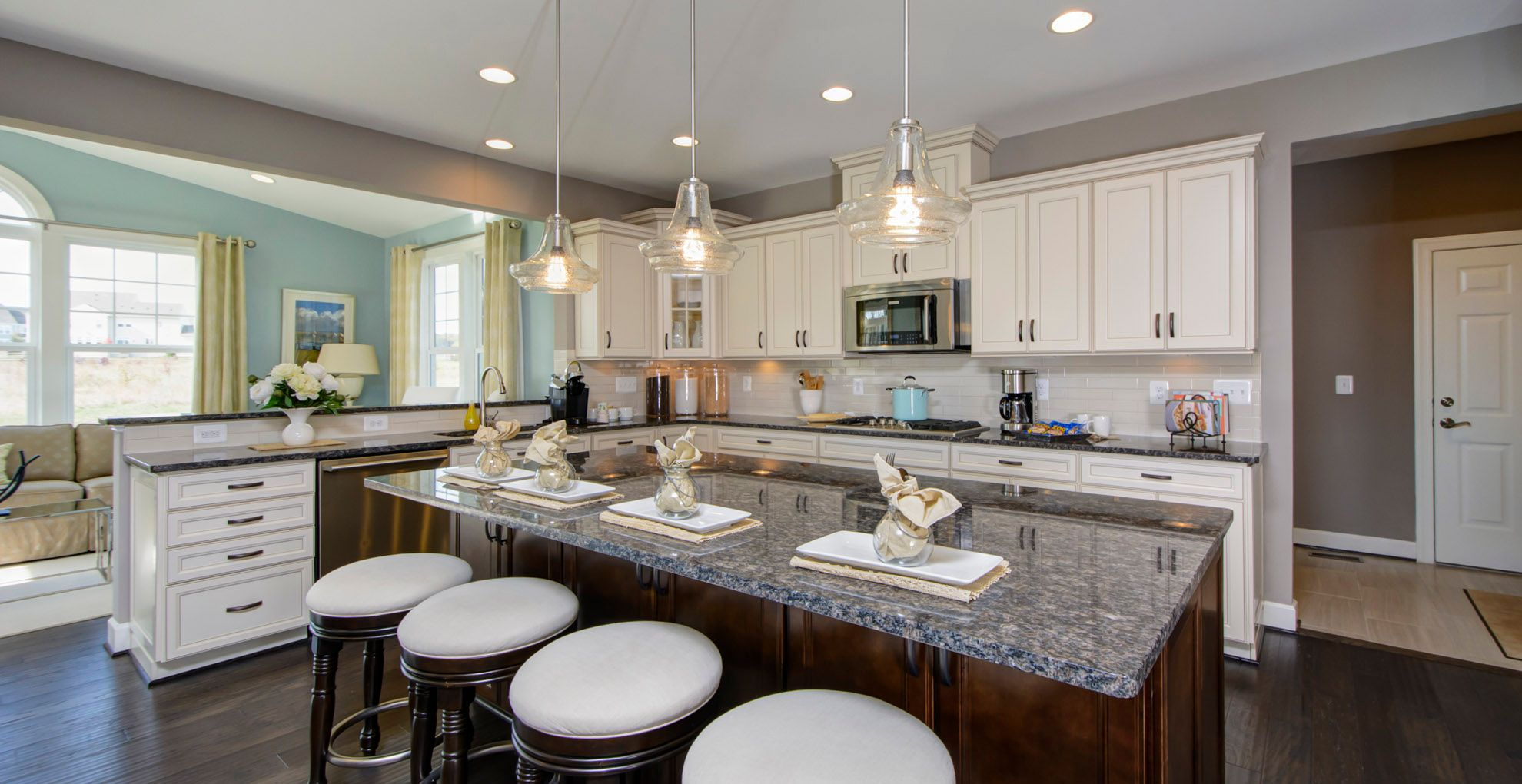 Kitchen-in-Colton II-at-Barony Overlook-in-Raleigh