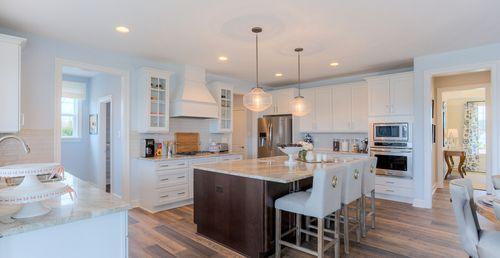 Kitchen-in-Hamel II-at-Barony Overlook-in-Raleigh