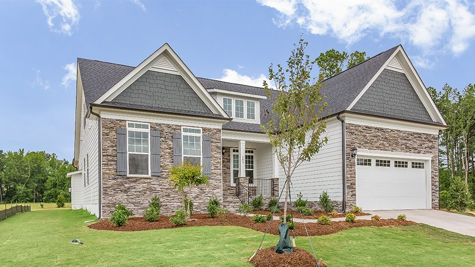 Exterior featured in the Austin II By Stanley Martin Homes in Raleigh-Durham-Chapel Hill, NC