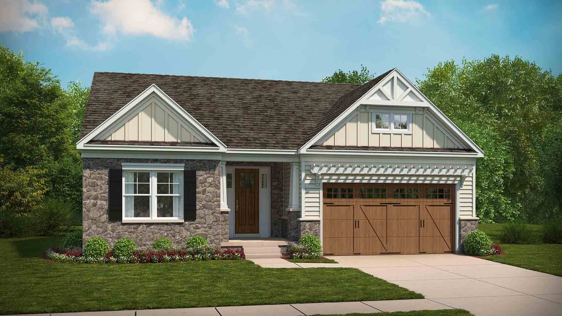 New Construction Homes And Floor Plans In Palmyra Va