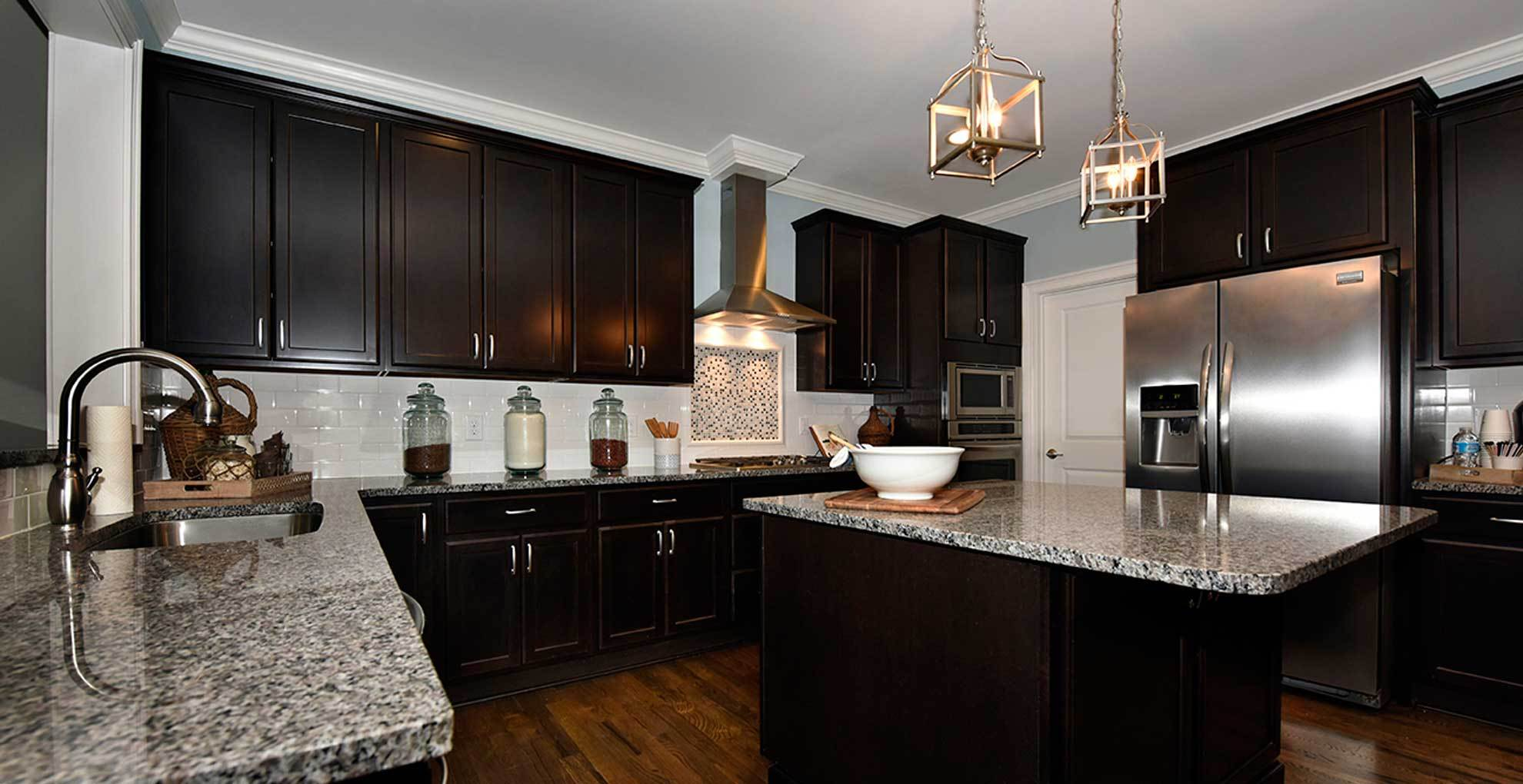 Kitchen-in-Travis II-at-Bailey's Retreat-in-Raleigh