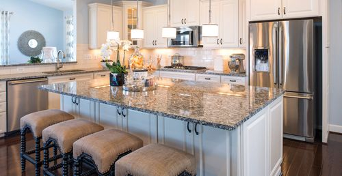 Kitchen-in-Sutton II-at-Bailey's Retreat-in-Raleigh
