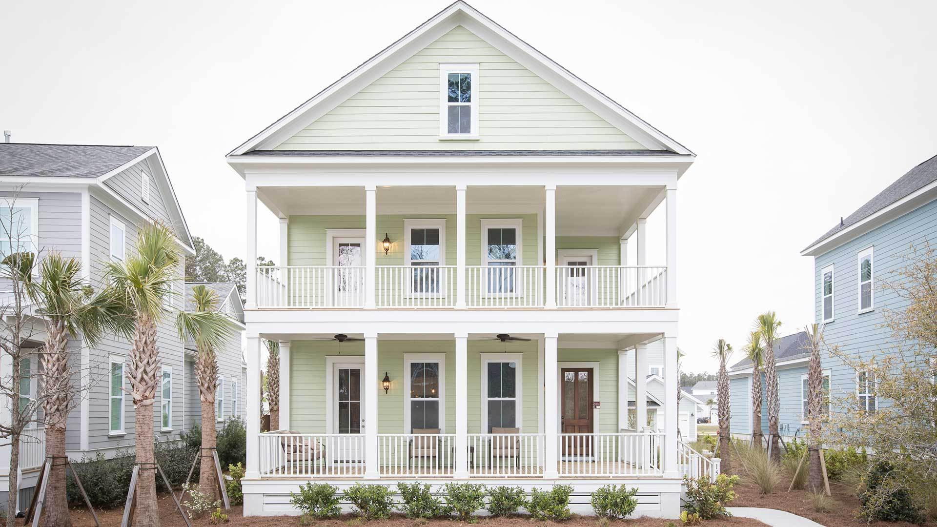 Stanley Martin Homes New Home Plans in Mount Pleasant SC | NewHomeSource