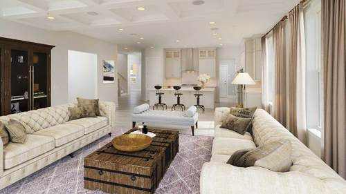 Greatroom-and-Dining-in-Pearson-at-The Cascades at Two Rivers-in-Odenton