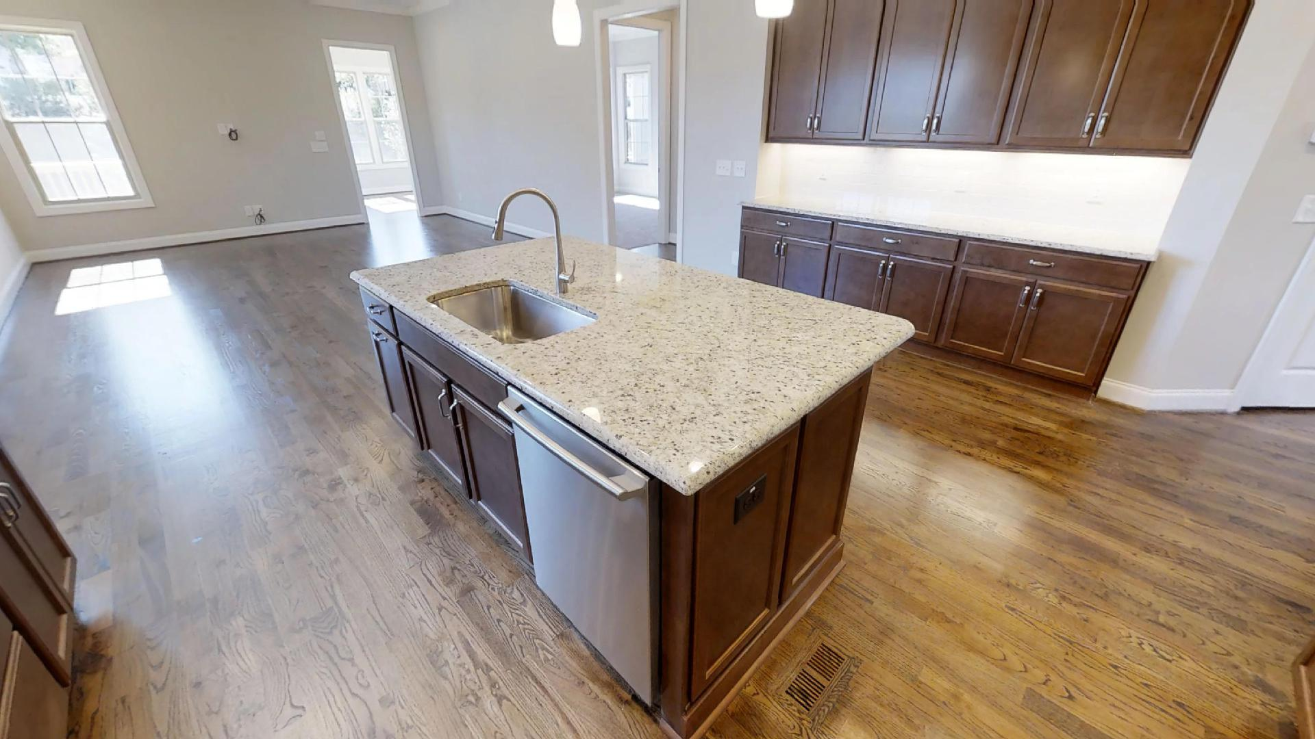 Kitchen-in-Branson-at-Renaissance At Regency-in-Cary