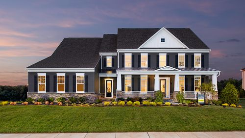 Summerhouse Landing by Stanley Martin Homes in Washington Virginia
