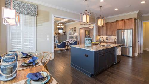 Kitchen-in-Churchill-at-Edgewater-in-Holly Springs