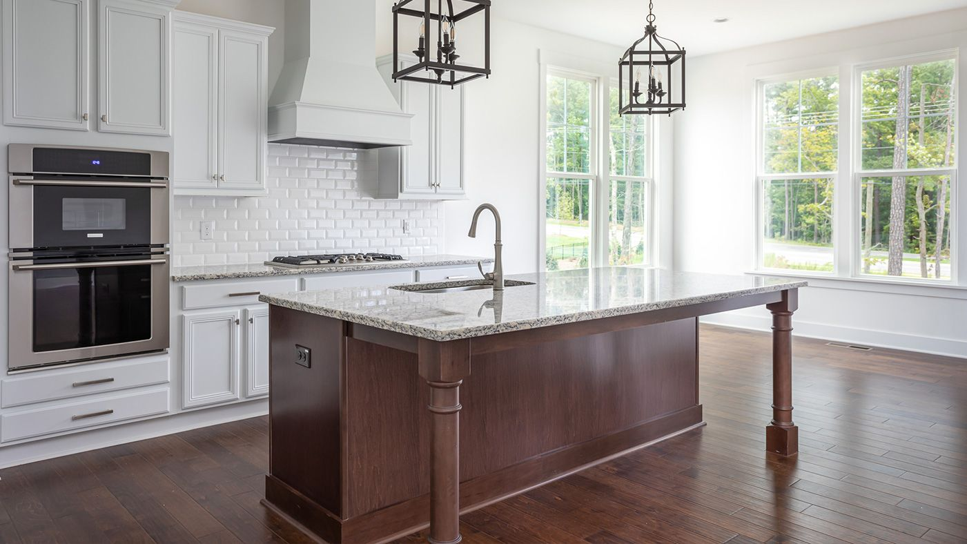 Kitchen featured in the Carmichael II By Stanley Martin Homes in Raleigh-Durham-Chapel Hill, NC