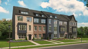 Jenkins - Capital Court: Largo, Maryland - Stanley Martin Homes