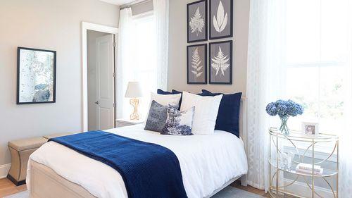 Bedroom-in-Taylor-at-Potomac Reserve-in-Manassas