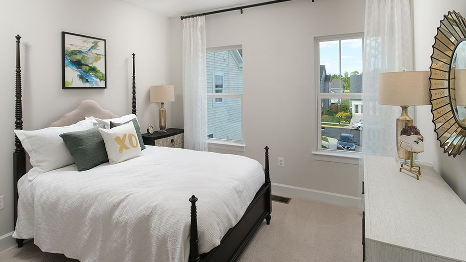 Bedroom featured in the Durham By Stanley Martin Homes in Washington, VA