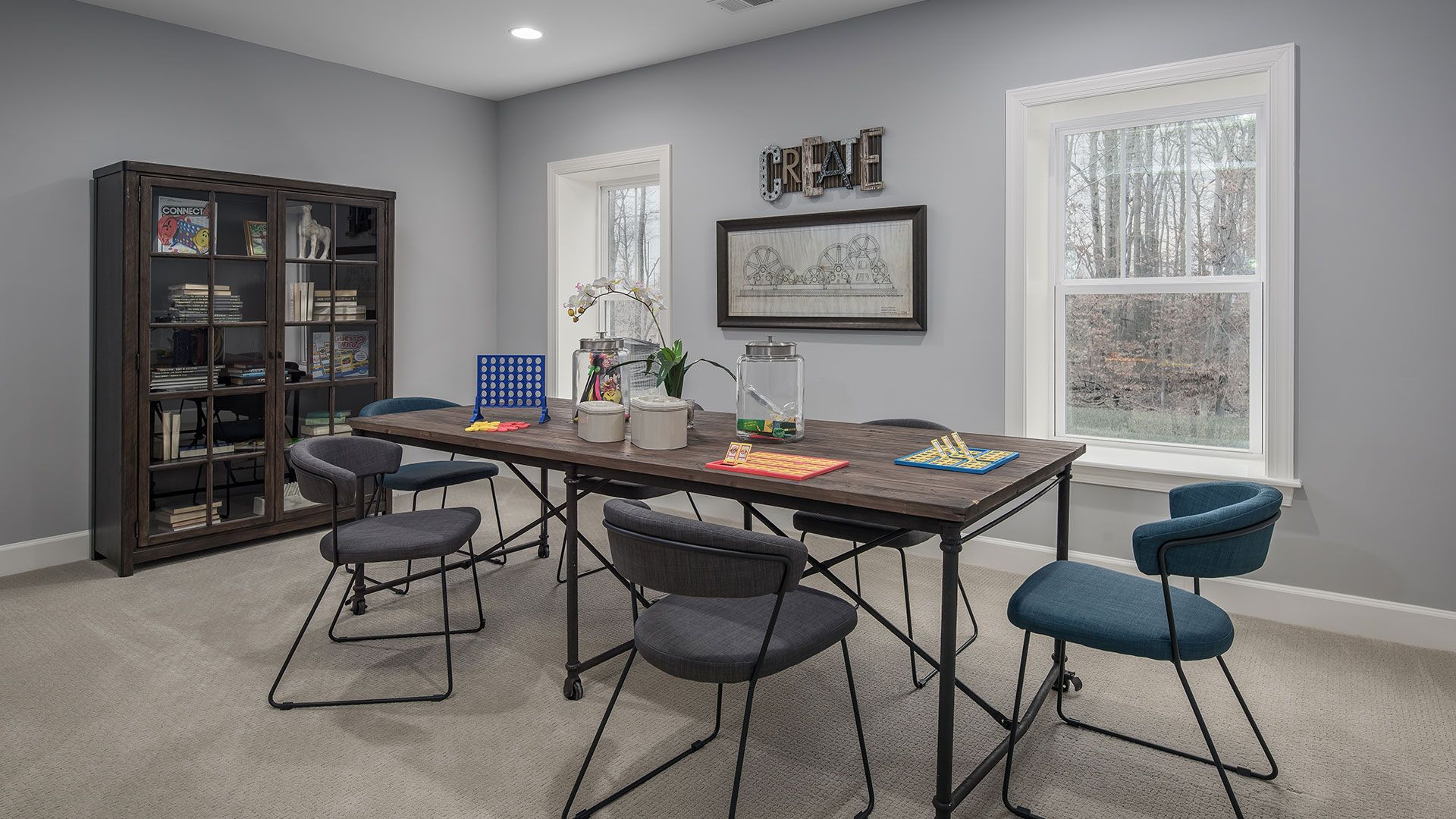 Living Area featured in the Breckenridge By Stanley Martin Homes in Baltimore, MD