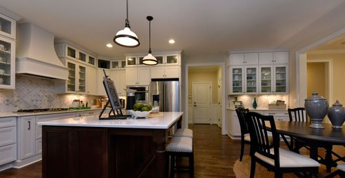 Kitchen-in-Morgan II-at-Barony Overlook-in-Raleigh