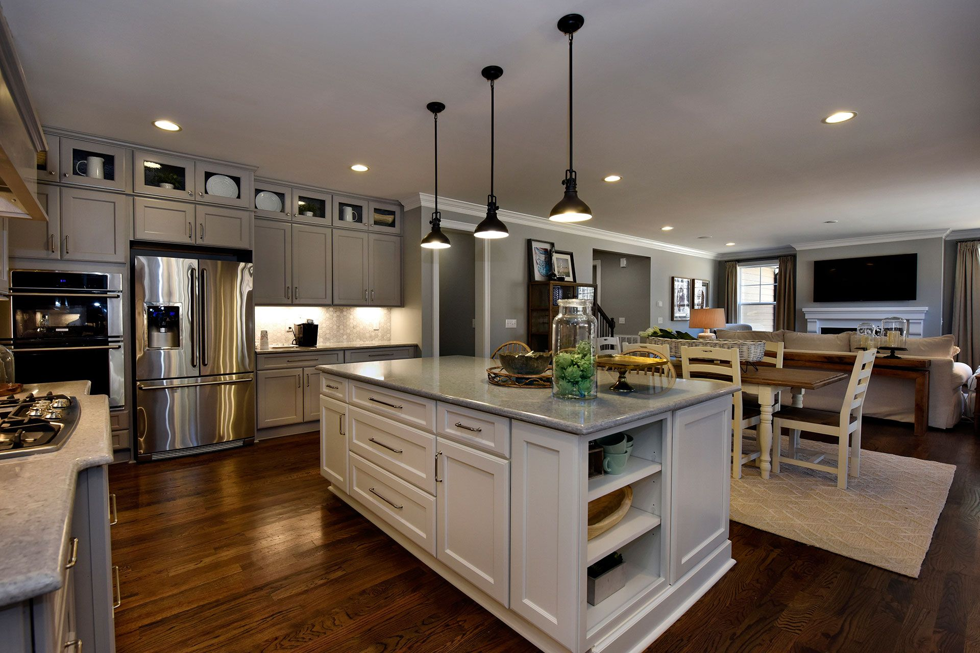 Kitchen-in-Hamel II-at-Bailey's Retreat-in-Raleigh
