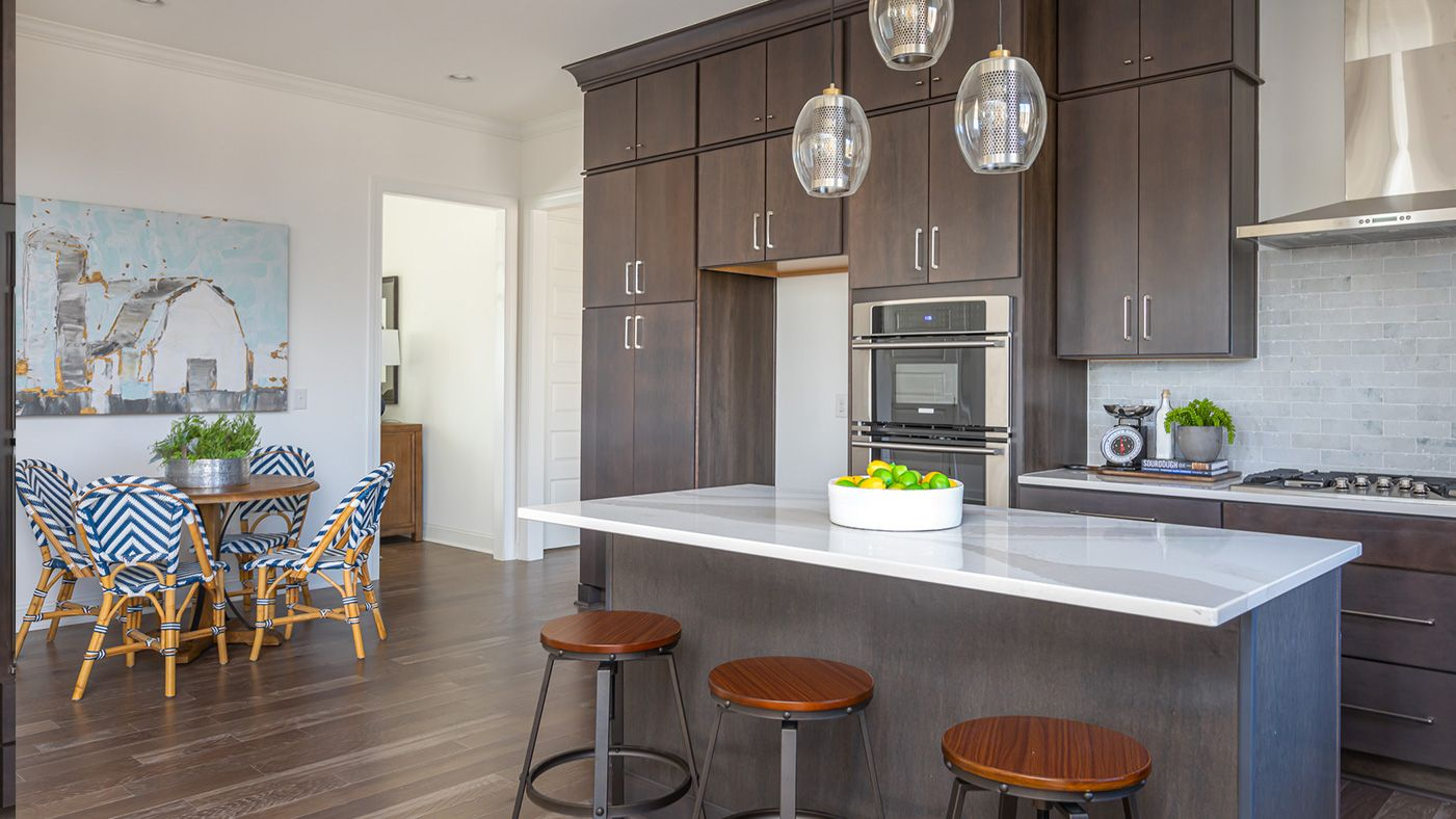 Kitchen-in-Austin II-at-Woodhall-in-Apex