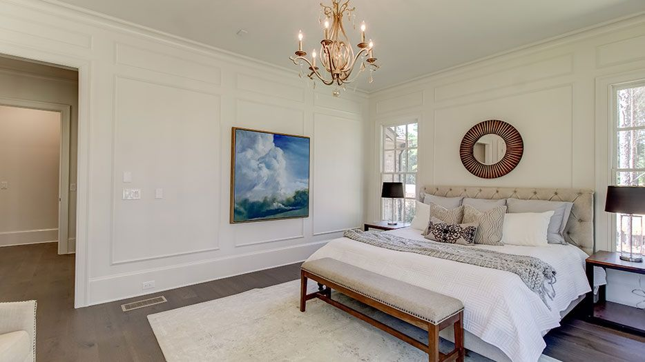 Bedroom-in-Wembley-at-The River Club-in-Suwanee