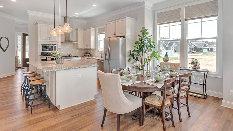 Kitchen featured in the Marcella By Stanley Martin Homes in Charlottesville, VA
