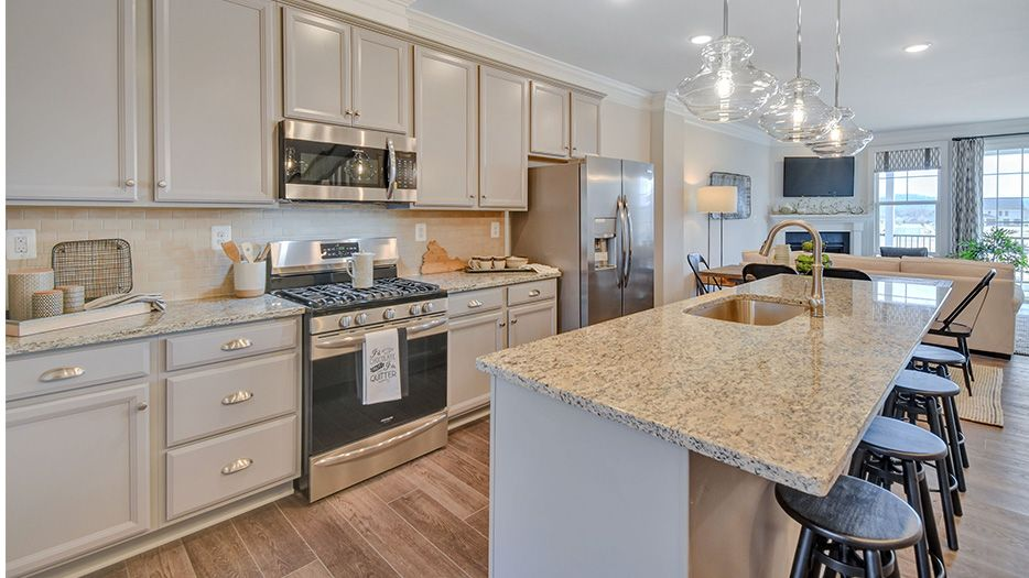 Kitchen-in-Gaines-at-Glenbrook At Foothill Crossing-in-Crozet